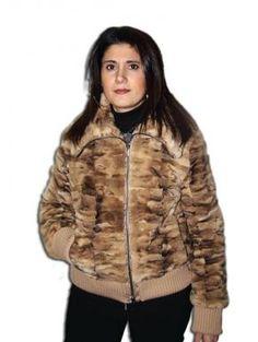 pellicce giubbotti di visone donna - Google Search
