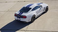 Ford may put an annual cap on Shelby GT350 Mustang production -- 5,000 cars per year for the GT350, and a mere 500 cars per year for the GT350R -- at least according to information leaked by a Ford ...