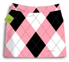 Golf skirt for women