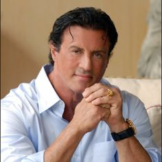 """""""has surrendered his life to the Lord Jesus Christ.""""  The famous American actor SYLVESTER STALLONE has made a very important decision in his life. Did he film another movie? NO. He has surrendered his life to the Lord Jesus Christ, and announced it to the public several days ago. There was a great celebration that took place in Heaven.  GLORY TO GOD !!!"""
