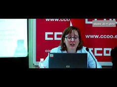La federación de servicios de CCOO presenta en rueda de prensa un Código Deontológico para el sector financiero