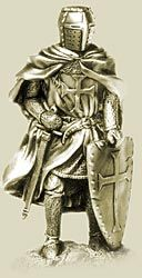 King Arthur and the Knights of the Round Table were also 'broths in arms'. They followed the Code of Chivalry. They believed greatly in equality, that's why the table was round, so no one could sit at the head of the he table.