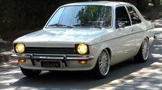 Chevrolet Chevette com motor turbo de Omega                                                                                                                                                                                 Mais