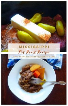 The Mississippi Pot Roast Recipe by Robin Chapman has taken the Pinterest nation of pinners hostage and refuses to let go of them anytime soon. I've watched the Mississippi Pot Roast craze for over four-plus years.