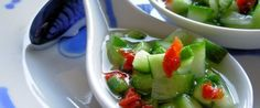 Pickled Cucumber Dipping Sauce Recipe - Genius Kitchen