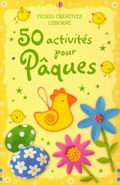 50 ACTIVITES POUR PAQUES