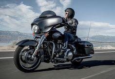 Touring Street Glide 2014 Harley Davidson
