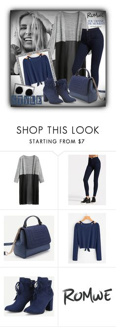 """Romwe 8/10"" by sanela1209 ❤ liked on Polyvore featuring Niki Taylor"