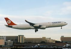 Airbus A340-311 aircraft picture