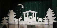 Christmas Crafts, Christmas Decorations, Xmas, Craft Work, Classroom Decor, Sunday School, Nativity, Creative, Holiday