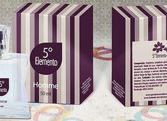 embalagem para perfume masculino