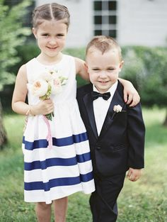Blue and White Wedding Ideas - navy and pink nautical wedding at White Bear Yacht Club, Minnesota, photos by Geneoh Photography