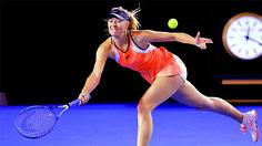 Maria Sharapova jugará partido en Las Vegas