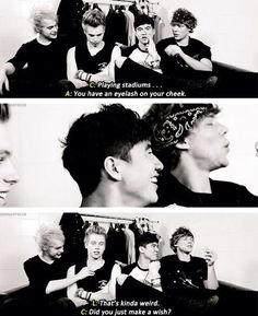 YES ASH MAKES WISHES AS WELL YOU GO ASHTON