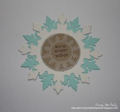 In My Creative Opinion: 25 Days of Christmas Tags 25 Days Of Christmas, Christmas Tag, Holiday Gift Tags, Damask, Snowflakes, Decorative Plates, Paper Crafts, Creative, Projects