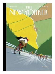 The New Yorker Cover - July 25, 2005