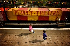Step aboard the Puppet Barge, Little Venice Now in its fourth decade, the puppet barge on the Grand Union Canal is ever-popular with families. Don't assume it's just for children though – its cleverly staged shows and intriguing puppets appeal just as much to adults.