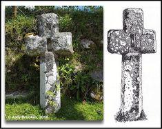 New page on Legendary Dartmoor - Drywell Cross