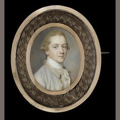 John Smart (British, 1742/3-1811) Thomas Russell (1750-1814), 1771, Thomas Russell was born in Norwich, making the Norfolk-born John Smart the obvious choice to paint his portrait. His father, William Russell, was a prosperous merchant of that city and of London, active in the whalebone trade and having interests in the West Indies.  Thomas was a member of the circle that included William Windham (later a member of the Ministry of All The Talents) and David Garrick.