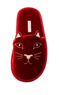 House Cat Slipper by Charlotte Olympia