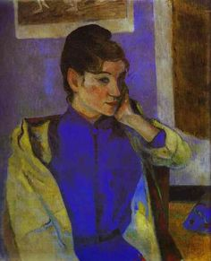 Paul Gauguin >> Madeleine Bernard
