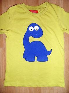 FushuFana: Dinosaurio azul