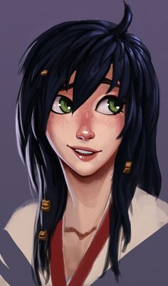 Nenya by Raichiyo33 on deviantART . Character Illustration Inspiration