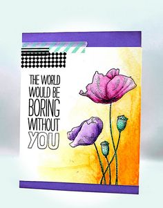 Watercolor Pencil PB video tutorial by Jill Foster - Gorgeous
