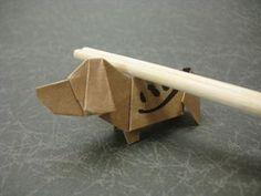 飲み会で使える!?箸袋でカワイイ箸置きの折り方 - NAVER まとめ