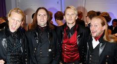 The Dudesons rocking gTIE Neckwear in Finland's Annual Independence Day Ball | Linnan juhlat 2013