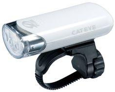 Cateye Bicycle Head Light - http://mountain-bike-review.net/cateye-bicycle-head-light/