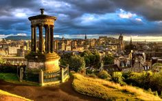 Edinburgh, Scotland - 7 Places to Visit in Europe While You're Young ... | All Women Stalk