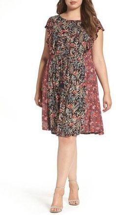 bc08e84a48066 Red Hanger Womens Summer Dress Floral Solid Casual Midi Dresses for ...