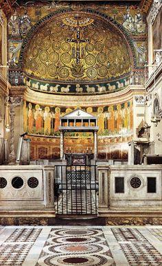 Basilica di San Clemente, Roma