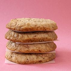 CaffeIna: Baking with Carla: eggless cookies