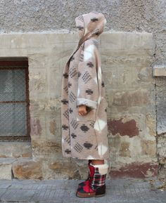 Beige Maxi Cardigan - a lovely choice for the upcoming Fall - Winter season…