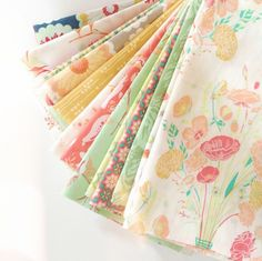 bonnie christine for art gallery fabrics! I'm so excited for her! #sewing #fabrics #crafts