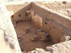 """Archaeologists working in the western desert of Egypt have discovered a school dating back about 1,700 years that contains ancient Greek writings on its walls, including a text about ancient drug use that references Homer's """"The Odyssey."""" Dating from the time when Rome controlled the area, the building is an interesting example of the Hellenization of Egypt."""