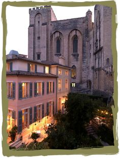 Hotel in Provence- recommended by blog have some decorum
