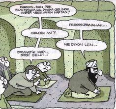 Imana Gelmek...