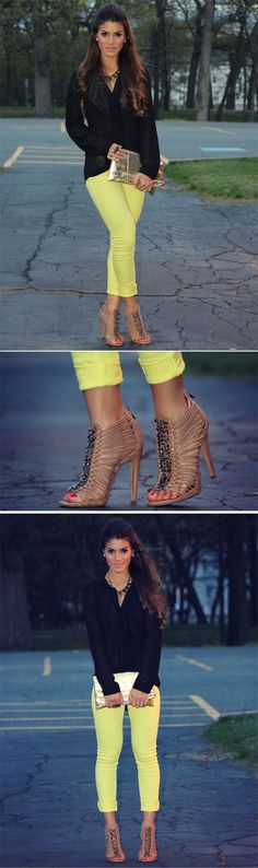 Love love love the shoes!!