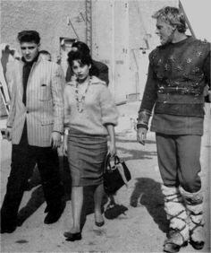 Image result for elvis and vera march 4 1959