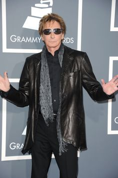 Barry Manilow Photos: The 53rd Annual GRAMMY Awards - Arrivals