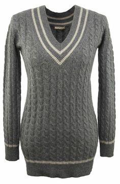 Tommy Hilfiger Tandy V-Neck Cricket/Tennis Sweater/Jumper.  More at: bonconseil.us