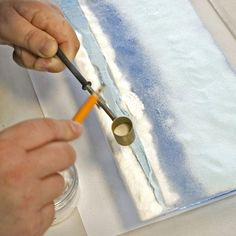 Warm Glass Course - Glass Landscapes and Seascapes
