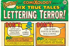 Nothing makes a comic book look less professional than bad lettering. A new…