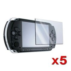 eForCity 5 Screen Protector  Cloth  Compatible with SONY PSP *** To view further for this item, visit the image link.Note:It is affiliate link to Amazon.