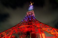 TokyoTower ver.Arashi color   by sugagaga