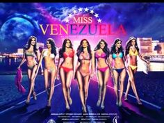 Miss VENEZUELA en Miss Universo - Swimsuit - Move your body