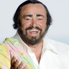Pavarotti... Another Great smile, great voice.